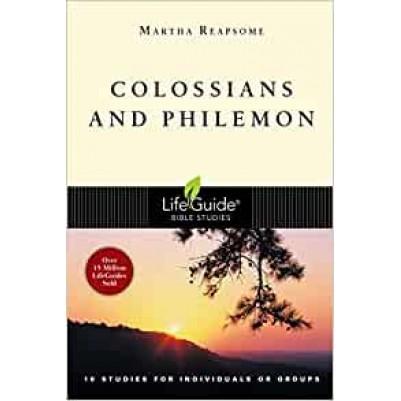 Colossians & Philemon Lgb