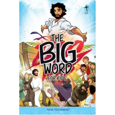CEV Big Word For Kids NT