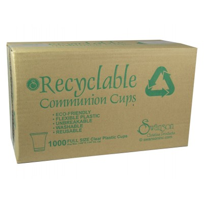 Communion Cups 1000 Disposable RRP $44.99