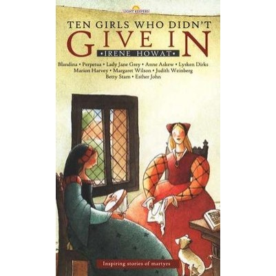 Ten Girls Who Didnt Give In