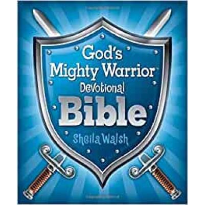 Gods Mighty Warrior Devotional Bible
