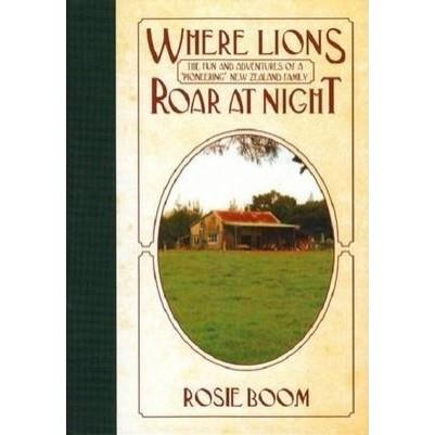 Where Lions Roar At Night #1 Barnyeard Chronicles