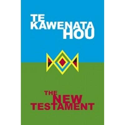 Maori/English Te Kawenata Hou Good News New Testament P/B