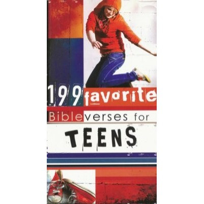 199 Favourite Bible Verses For Teens
