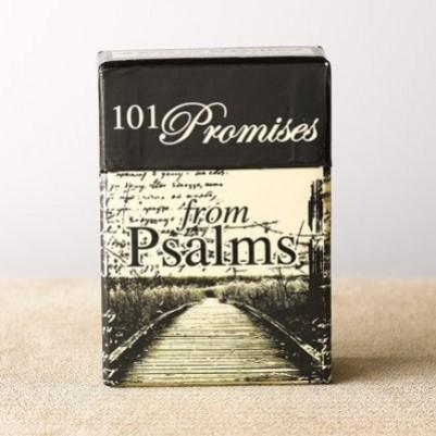 Promises 101 Promises From Psalms