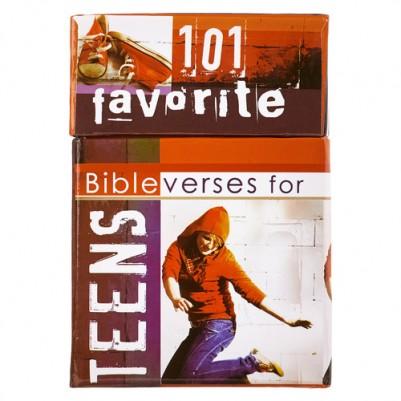 Promises 101 Favorite Bible Verses For Teens