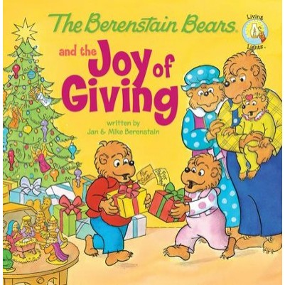 Berenstain Bears And The Joy Of Giving Seasonal Title