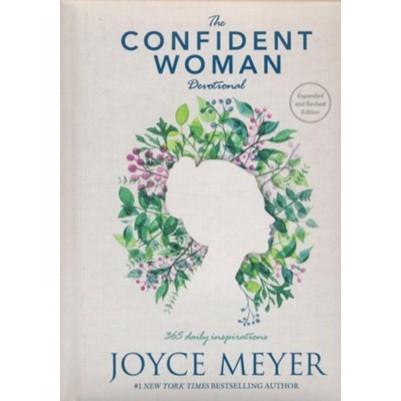 Confident Woman Devotional  New Cover