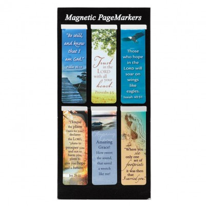 Pagemarker Set Magnetic Footprints Classic