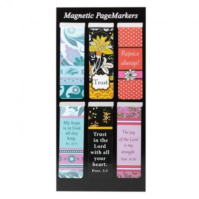 Pagemarker Set Magnetic  Sarah J