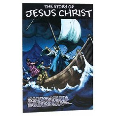 Story Of Jesus Action Bible