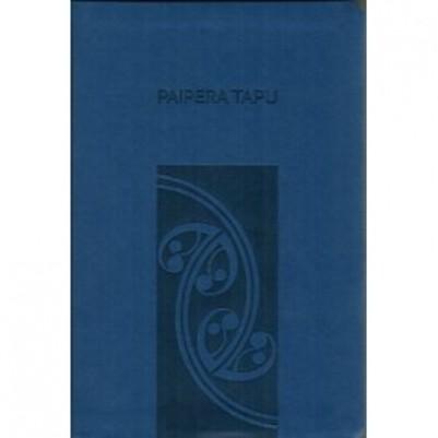 Maori Bible Tru Tone Blue