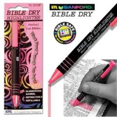 Highlighter Dry Pink 2610P