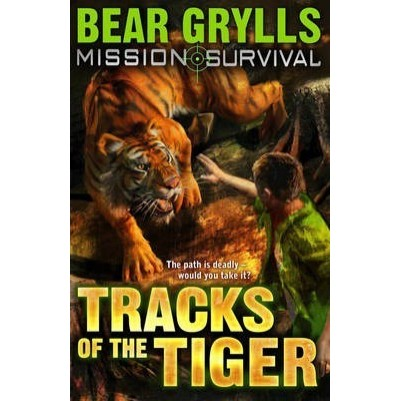 Tracks Of The Tiger #4