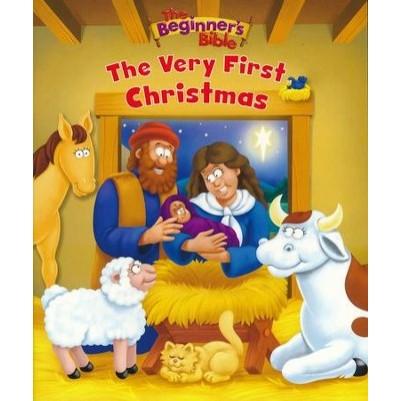 Very First Christmas Beginners Bible
