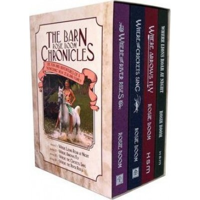 Barn Chronicles 1-4