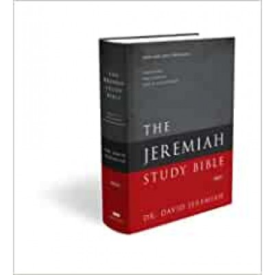 NKJV Jeremiah Study H/C