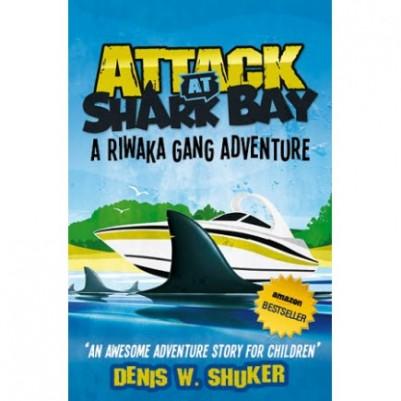 Attack At Shark Bay Bk1