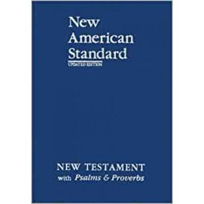 NASB NewTestament Psalm/Prov Navy