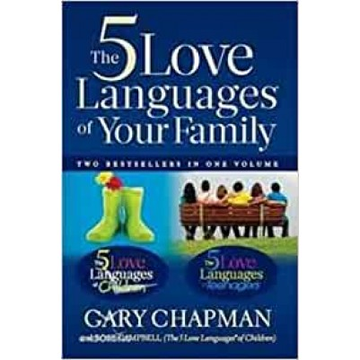 5 Love Languages Of Your Family Children/Teen Combined