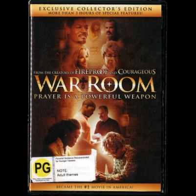 War Room Prayer Is A Powerful Weapon