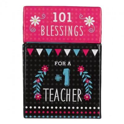 Promises 101 Blessings For A #1 Teacher
