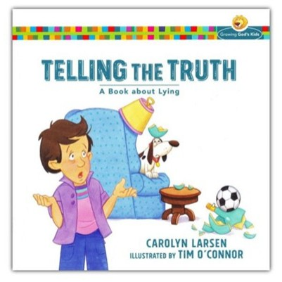 Telling The Truth Book About Lying