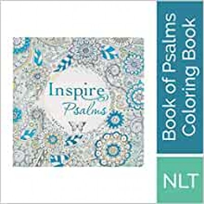 Inspire Psalms Coloring & Creative Journaling
