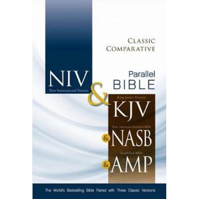 NIV/KJV/NASB/AMP Parallel