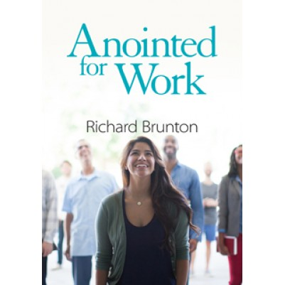 Anointed For Work