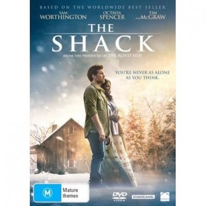 Shack Dvd         Mw 9338683122711