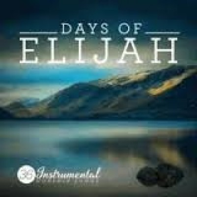 Days Of Elijah Instrumental