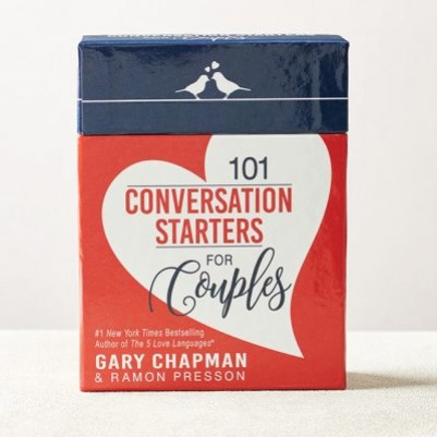 Box Of Blessings 101 Converstation Starters For Couples