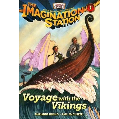 Voyage With The Vikings #1 Imagination Station