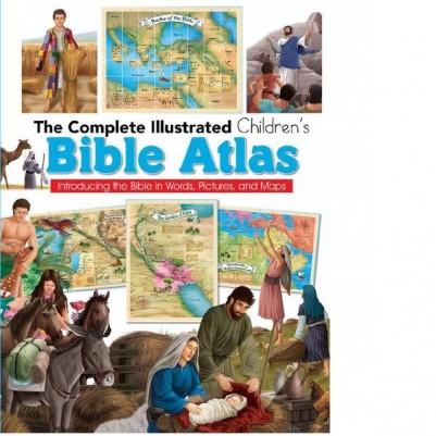 Illustrated Childrens Bible Atlas