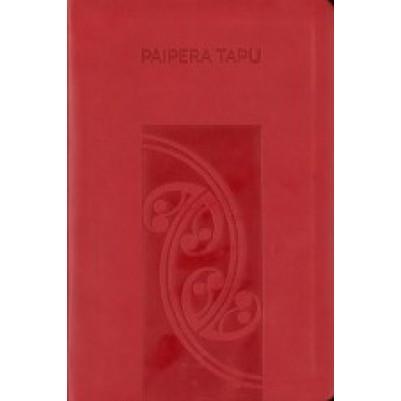 Maori Bible Tru Tone Red