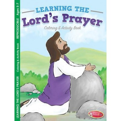 Learning The Lords Prayer Reproducible