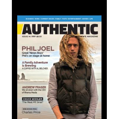 Authentic Magazine issue 14 Winter 2021