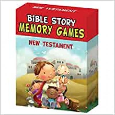 Bible Story Memory Games NT