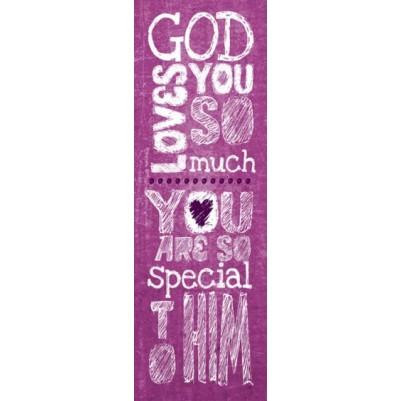 God Loves You Kids 25Pkt