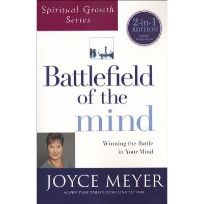 Battlefield Of The Mind With Study Guide