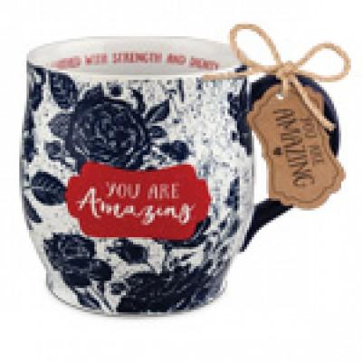 You Are Amazing Ceramic Proverbs 31:25