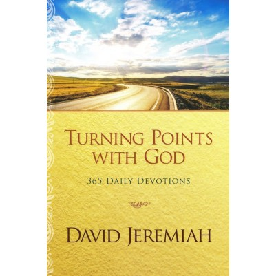 Turning Points With God 365 Daily Devotions Paperback