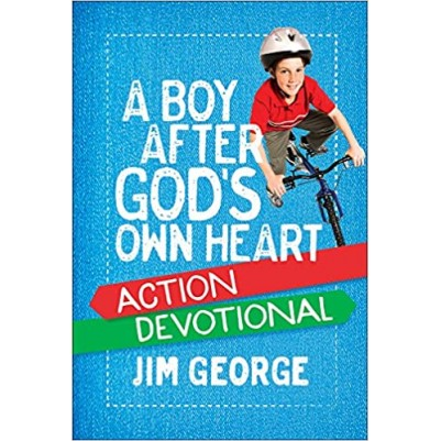 Boy After Gods Own Heart Devotional