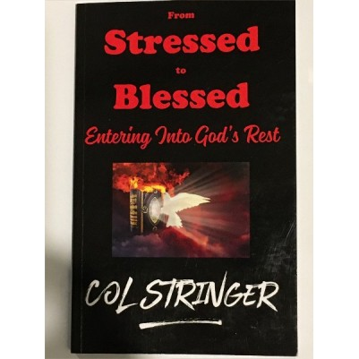 From Stressed To Blessed Entering Gods Rest