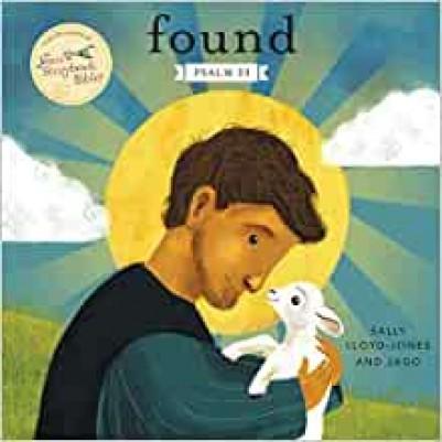 Found Psalm 23 Jesus Storybook Bible