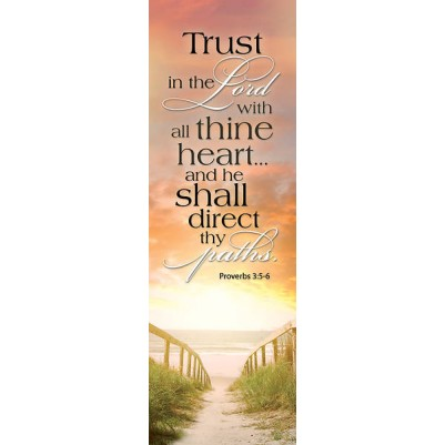 Trust In The Lord 25 Pkt Adult