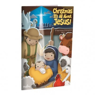Christmas Its All About Jesus