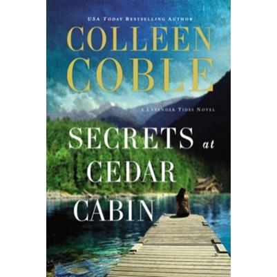 Secrets At Cedar Cabin #3 Lavender Tides