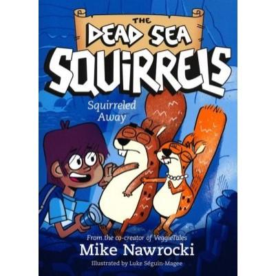 Squirreled Away #1 Dead Sea Squirrels